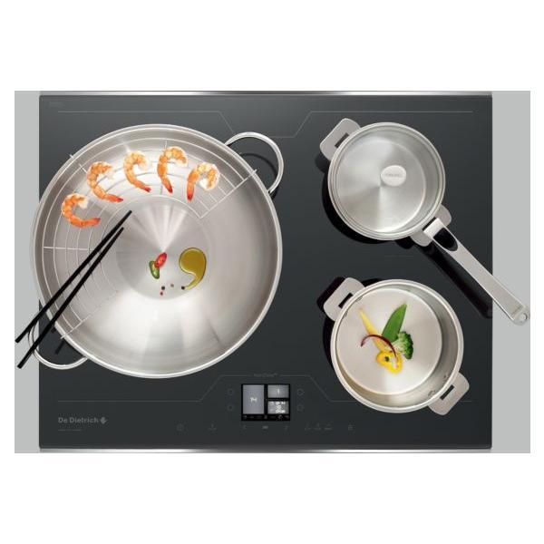 Table de cuisson induction - DE DIETRICH - DTI1358DG