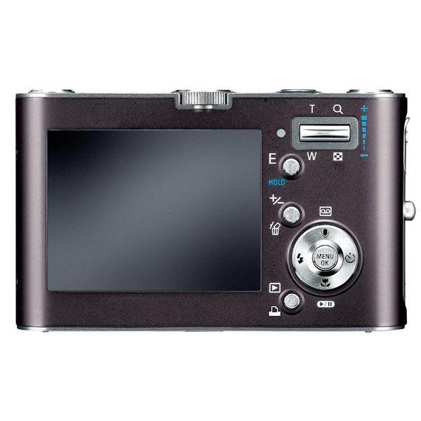 Compact - Samsung NV3 - Noir