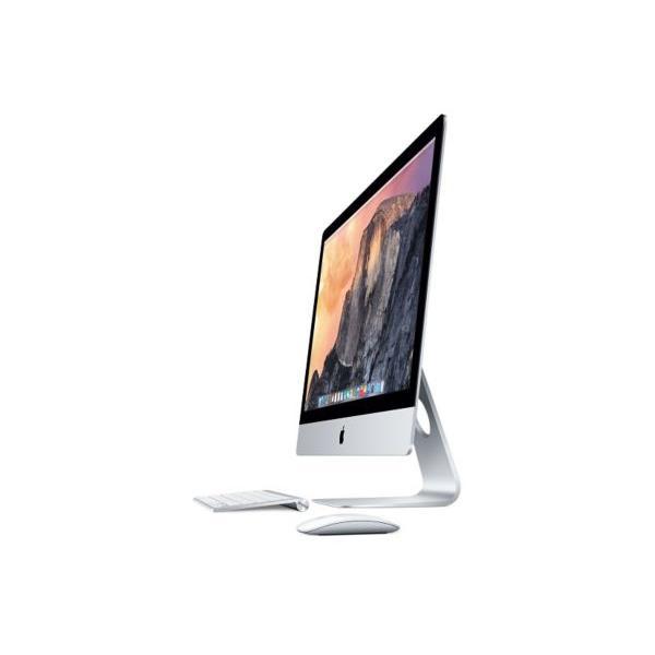 iMac 27'' Retina 5K i7 4 GHz HDD 1 To SSD 128 Go RAM 8 Go
