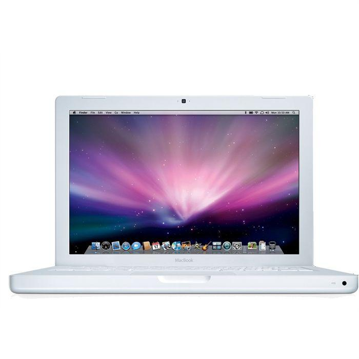 "MacBook 13"" Core 2 Duo 2.26 GHz - HDD 250 Go - RAM 2 Go - QWERTY"