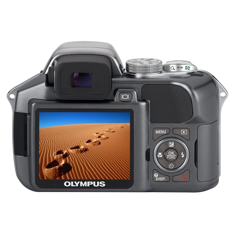 Olympus - SP-550UZ zoom optique x18 7,1 Mpix