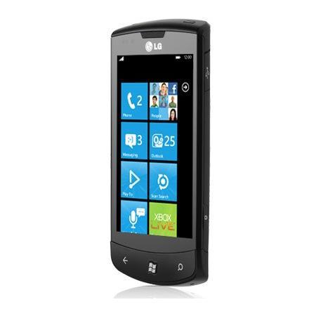 LG Optimus 7 16 Go - Noir - Débloqué