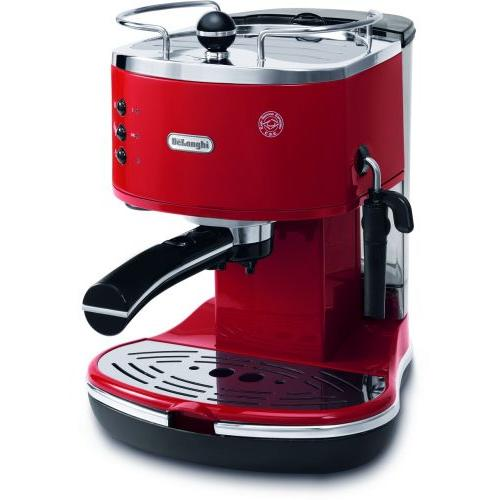 Machine à expresso - Delonghi - ECO310R Icona 15 bar - Rouge