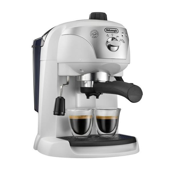 Delonghi - EC221W - Machine à expresso 15 bar