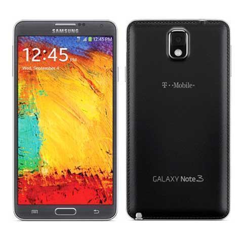 Samsung Galaxy Note 3 32 Go N900T 4G - Noir - Orange