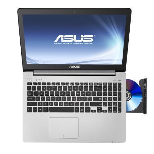Asus K551LN-XO403H 15.6'' 2GHz SSD 1024 Go - RAM 8 Go