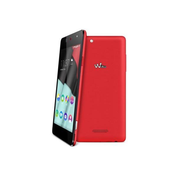 Smartphone WIKO SELFY 4G Ruby