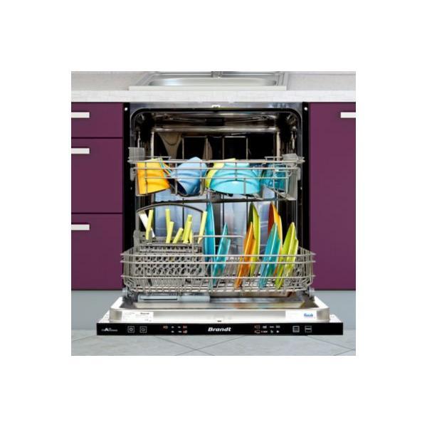 Lave-vaisselle intégrable BRANDT VH1505J