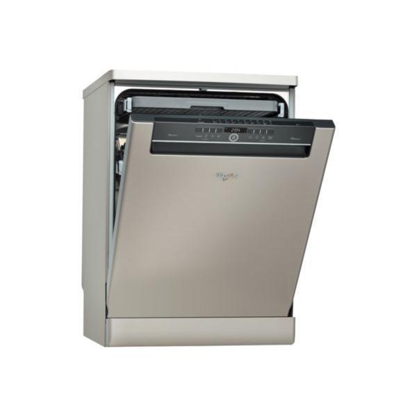 Lave-vaisselle 60cm WHIRLPOOL ADPL9874IX