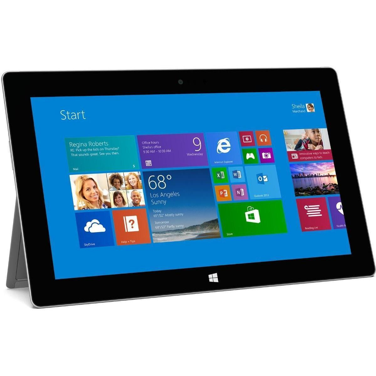"Microsoft Surface Pro 2 - 10.6"" 64  GB - Wifi - Negro"