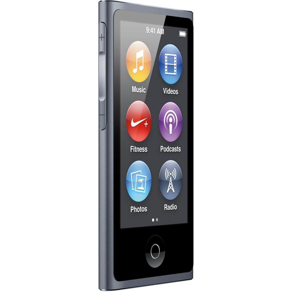 iPod Nano 7G - 16Go Ardoise