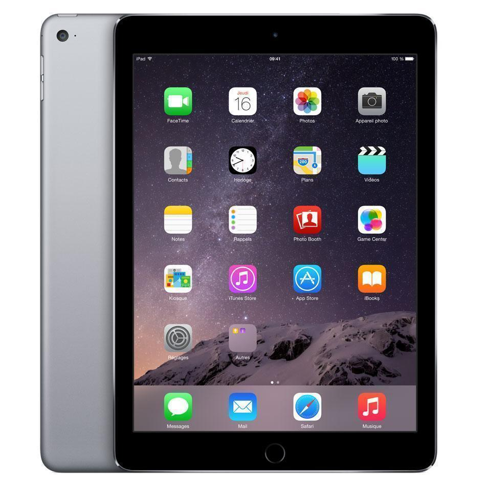 iPad Air 2 64 Go - Gris sidéral - Débloqué - 4G