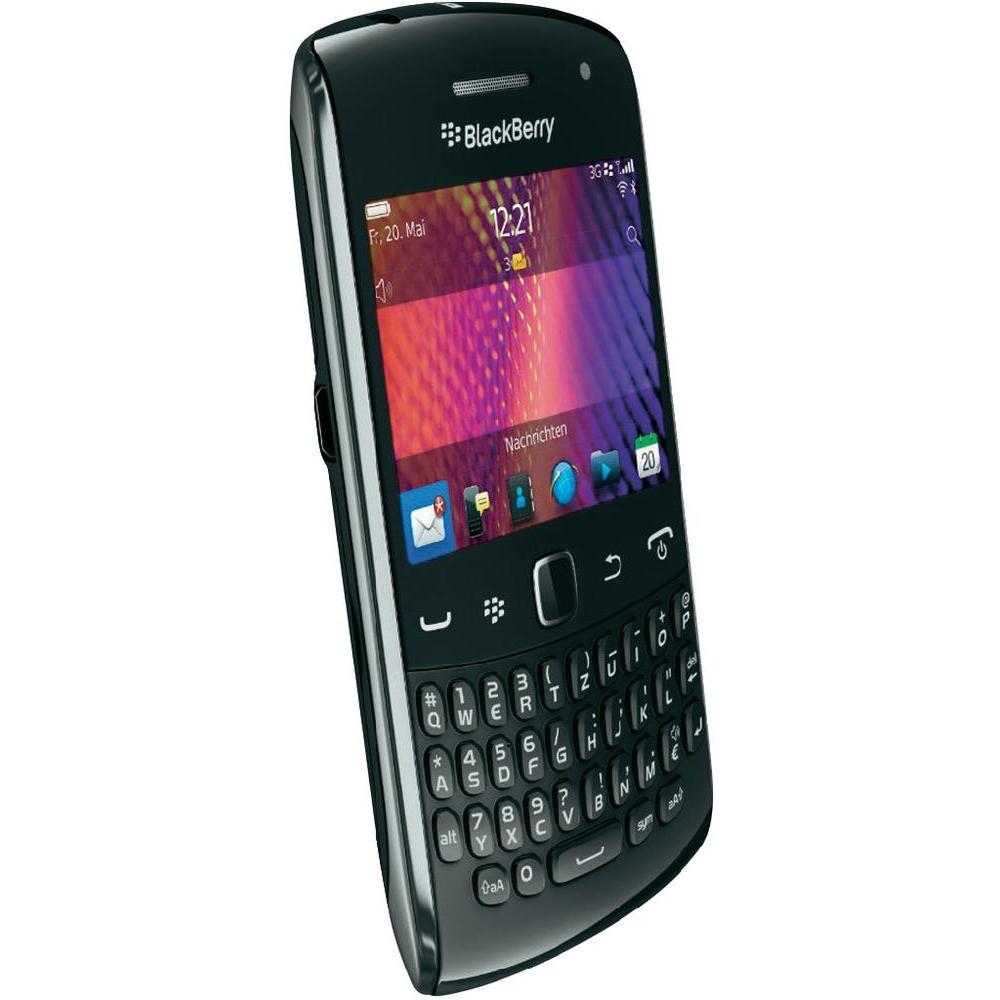 Blackberry Curve 9360 - Noir - Débloqué - QWERTZ