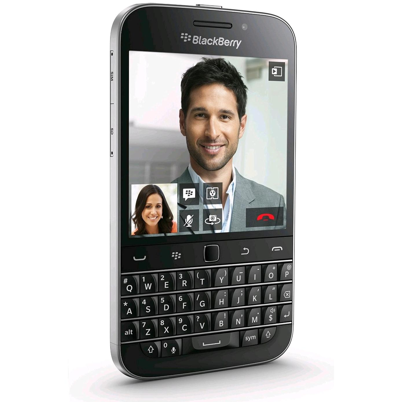 BlackBerry Classic 16 GB - Negro - Libre - QWERTY