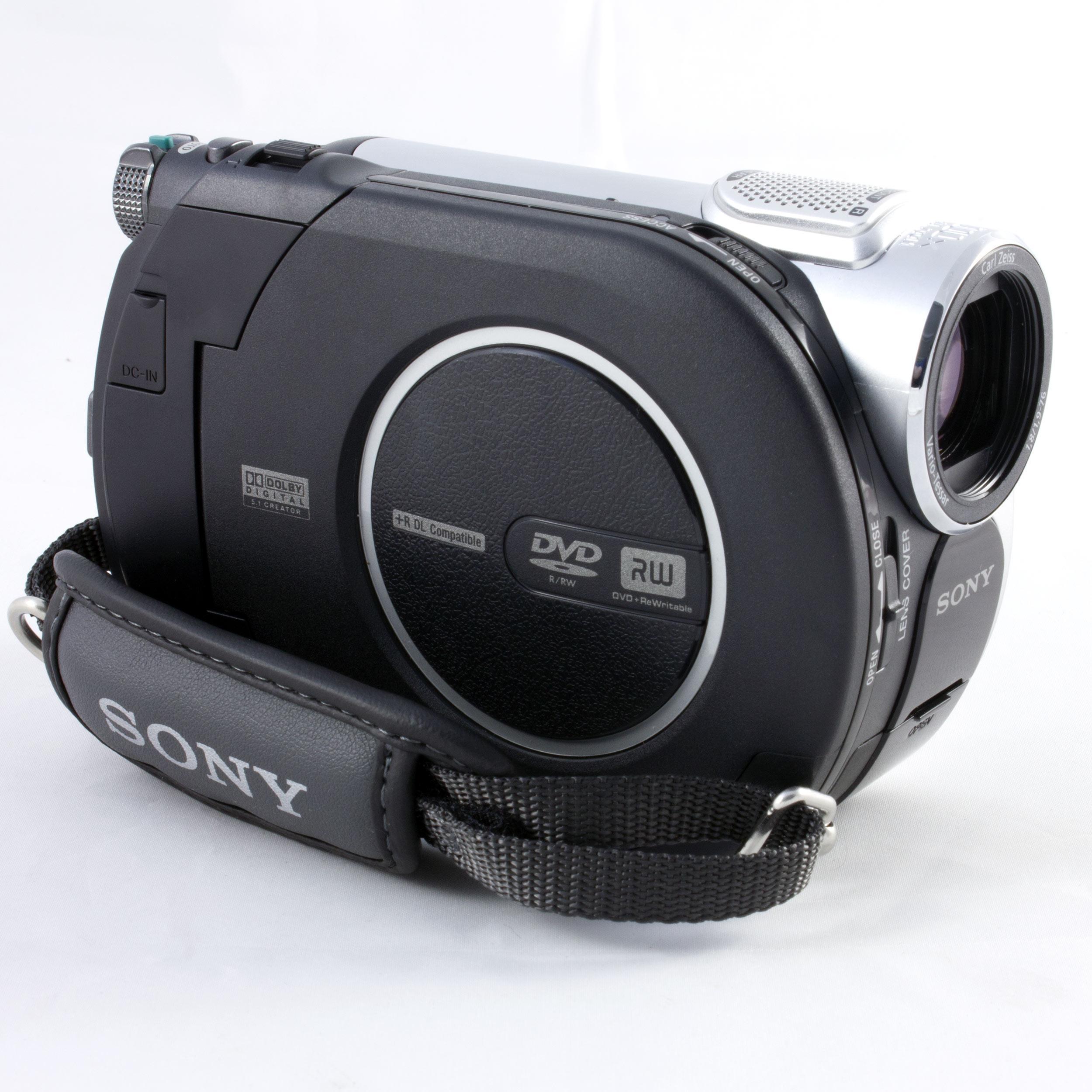 Sony - Caméscope numérique DVD - Handycam
