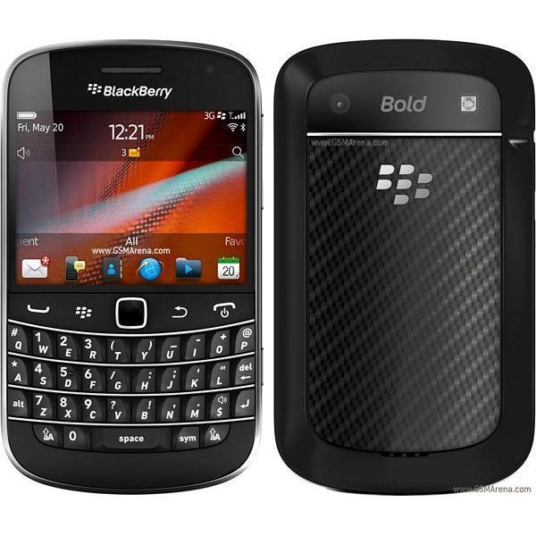 BlackBerry Bold Touch 9900 - Clavier QWERTZ