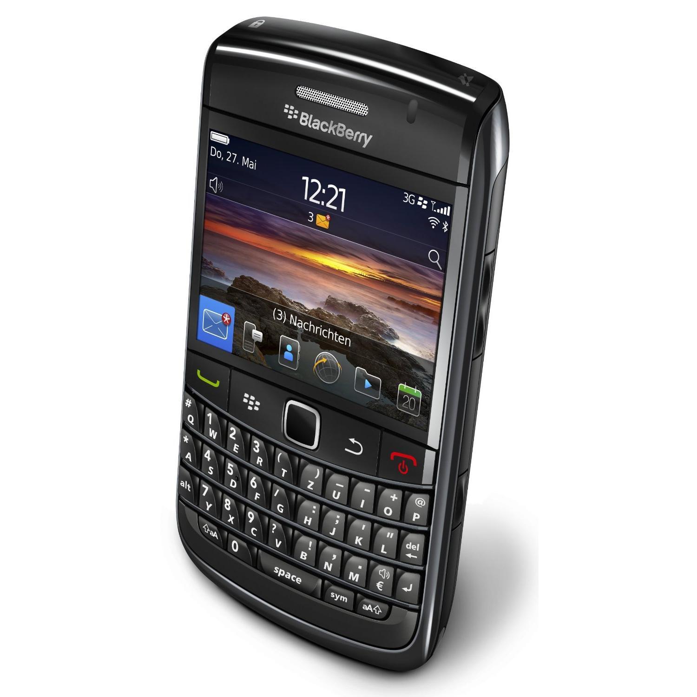 Blackberry Bold 9780 - Negro - Libre - QWERTZ