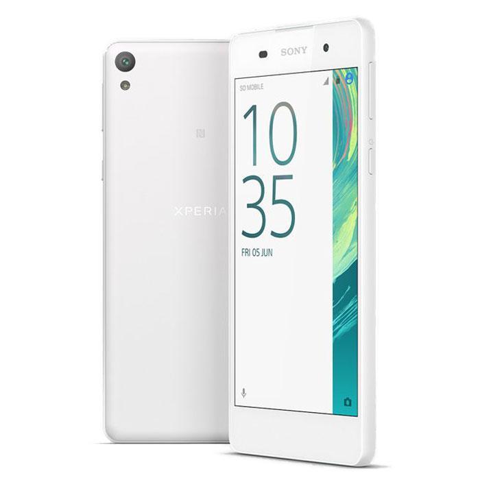 Sony Xperia E5 16 Go - Débloqué - Blanc