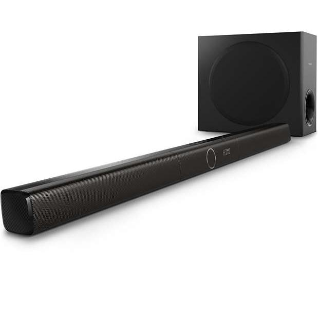 Barre de son avec caisson de basse - Philips - HTL3170B/12 - Bluetooth
