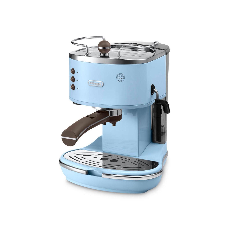 Delonghi - Cafetière expresso - ECOV310AZ  icona bleu azur