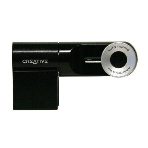 Creative - Webcam - Live! Cam Notebook Pro