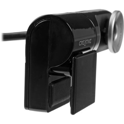 Creative - Webcam - Live! Cam Notebook Pro