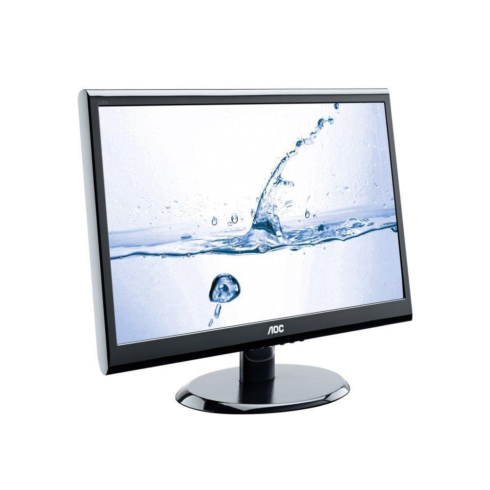 "AOC - E2250SWDNK - Ecran PC 21.5"" LED 1920x1080 VGA DVI - Noir"