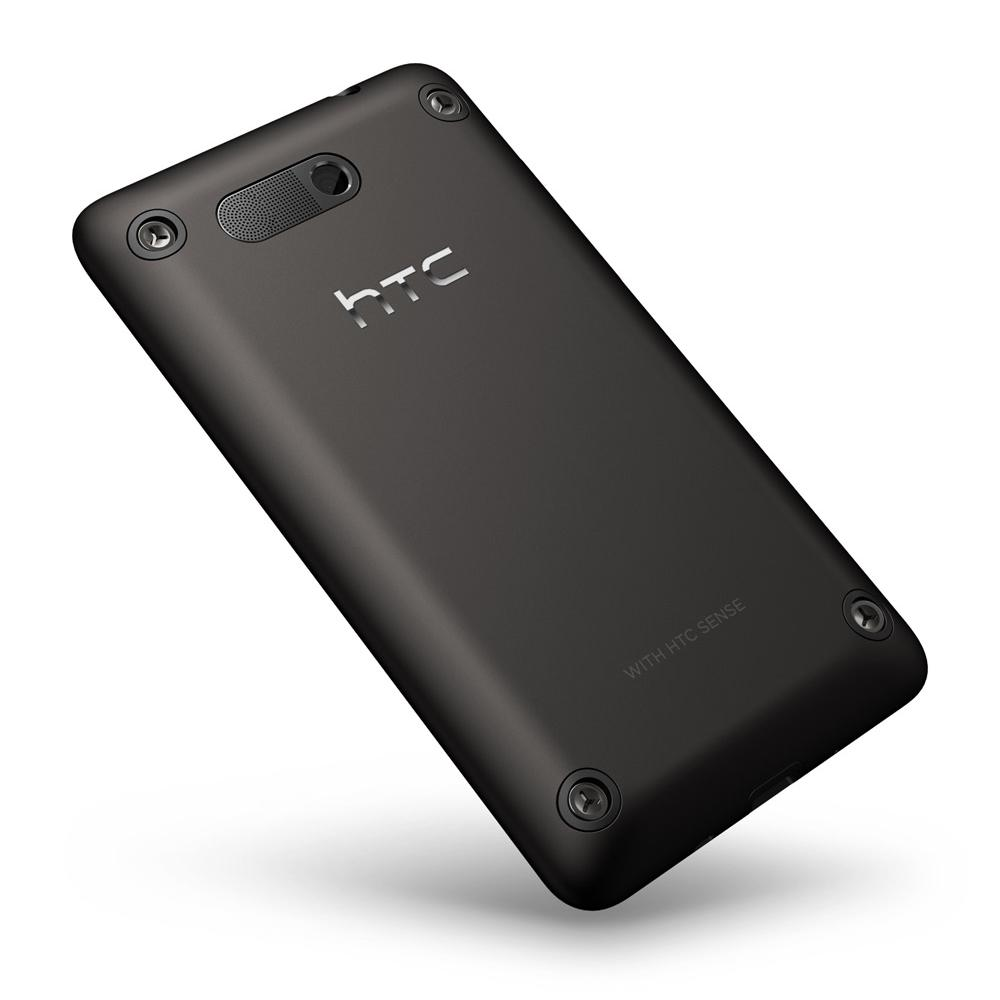 HTC HD Mini - Schwarz - Ohne Vertrag