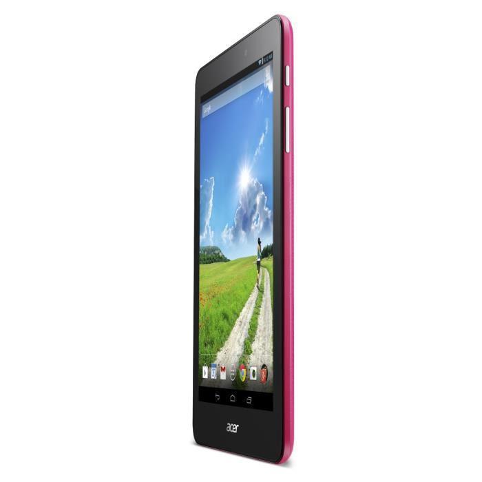 Acer Iconia One B1-810 8 - 8 Pulgadas 16 GB - Rosa - Wifi