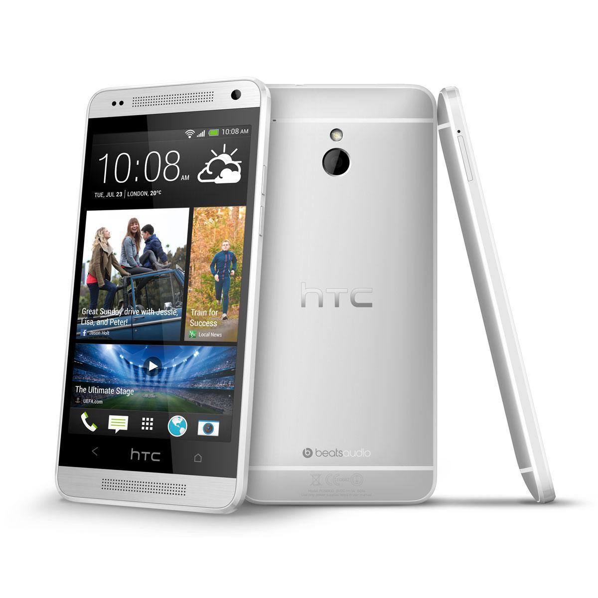 HTC One Mini 16 Go - Argent - Débloqué