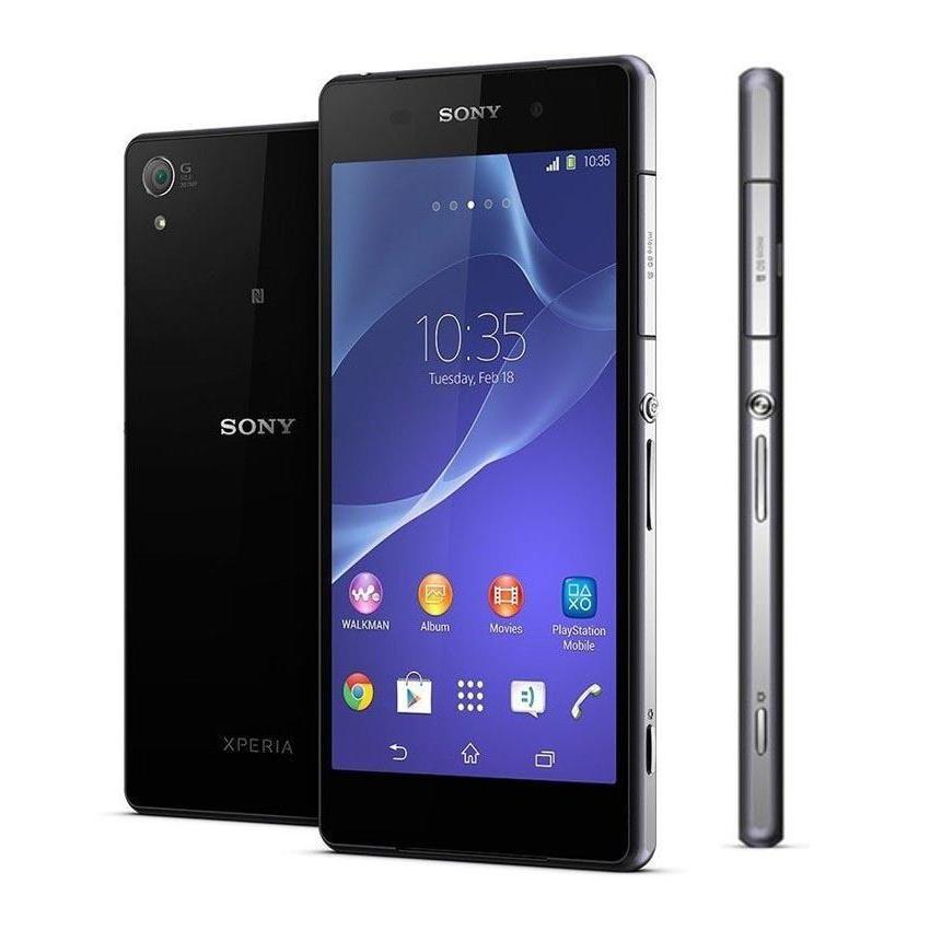 Téléphone Mobile Sony Xperia Z2 - 16Go - Noir - 4G