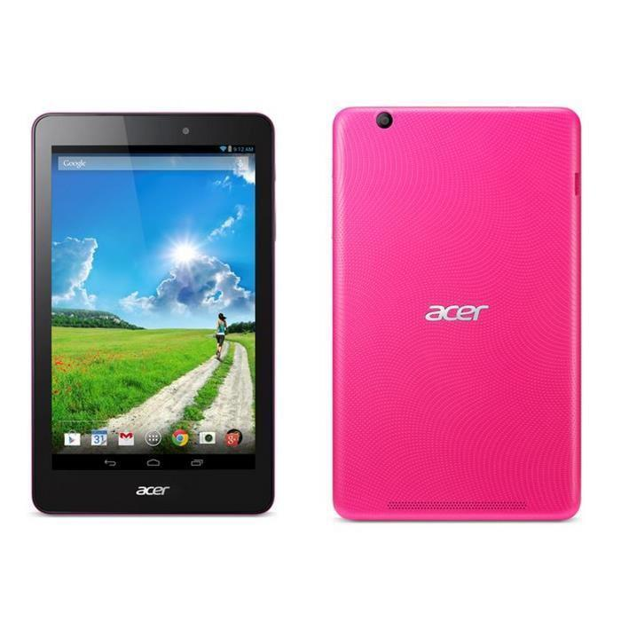 Acer Iconia One B1-810 8 - 8 Pulgadas 16 GB - Rosa - Wifi