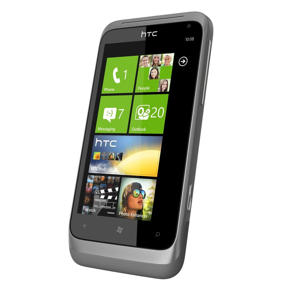 HTC RADAR 8 Go - Débloqué - Gris