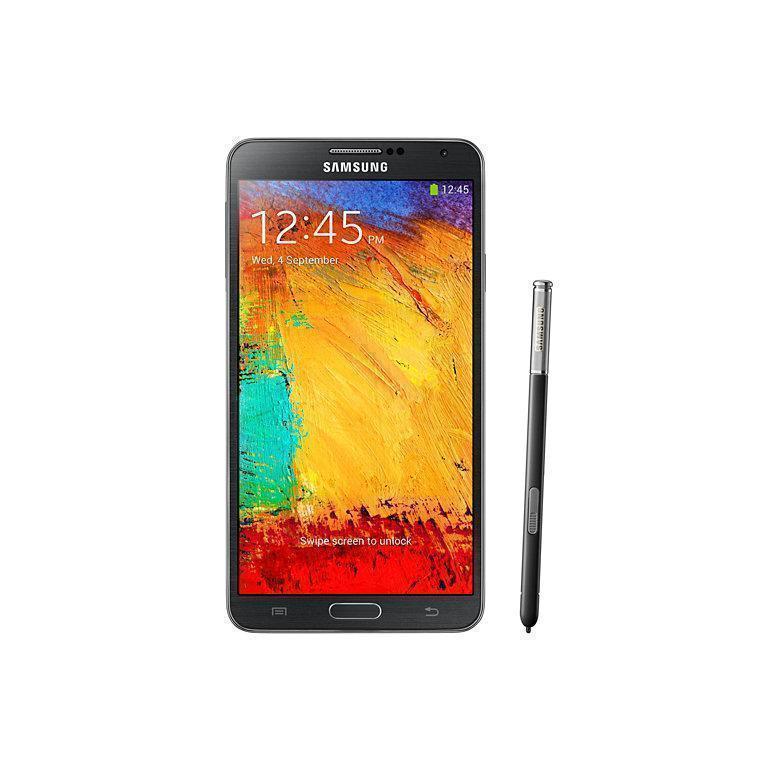 wiederaufbereitetes Galaxy Note 3 32GB N9005 - Schwarz - Ohne Vertrag