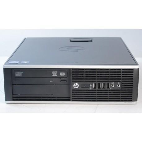 Hp Compaq 6200 Pro - celeron G530 2?4 GHz - HDD 250 Go - RAM 2 Go