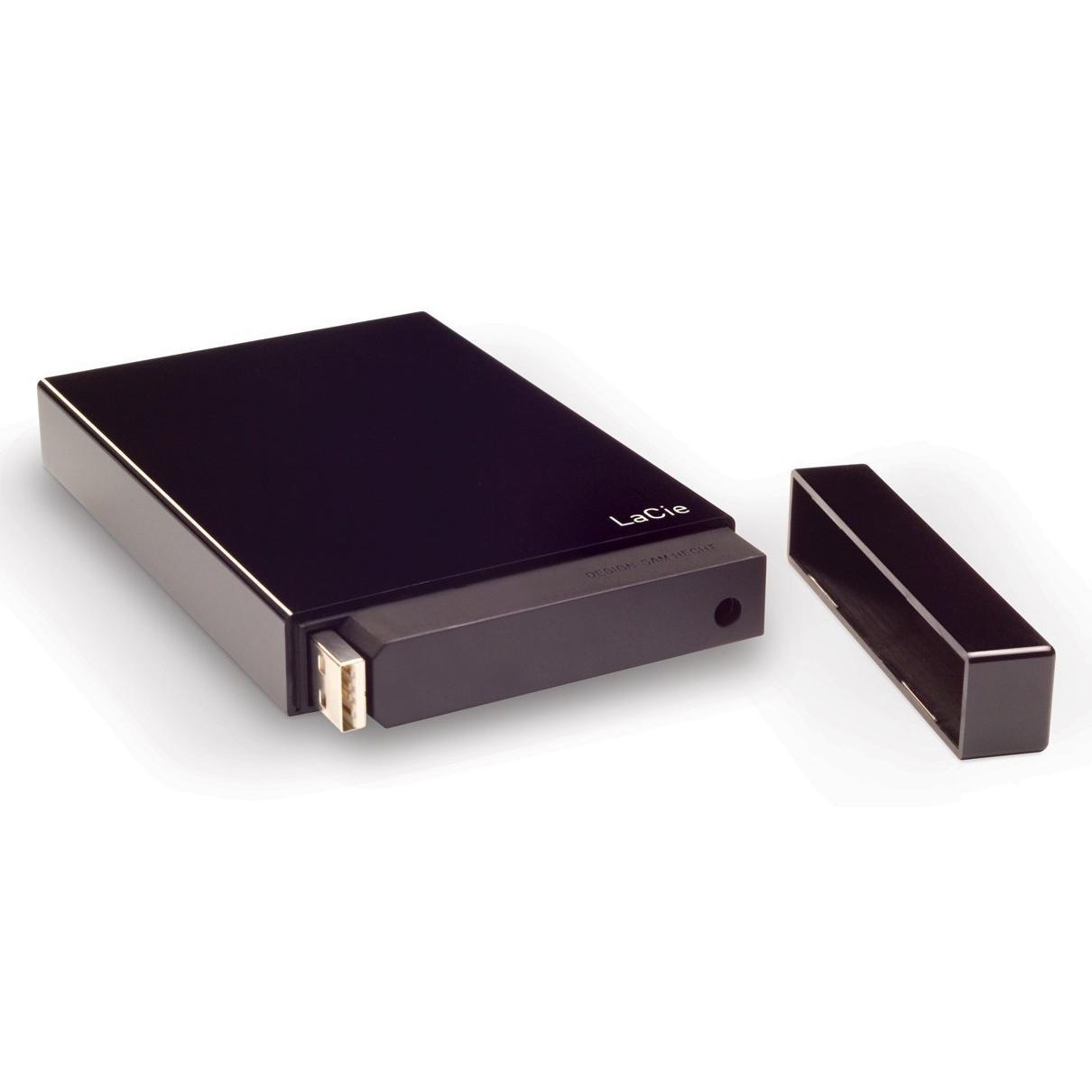 LaCie Littele Disk - Disque dur externe 2,5'' - 500Go