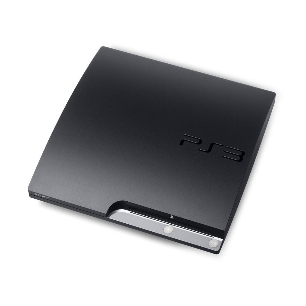 SONY PS3 Slim - 320 GB - Negro