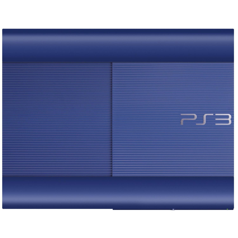 SONY PS3 - 500 Go - Bleu
