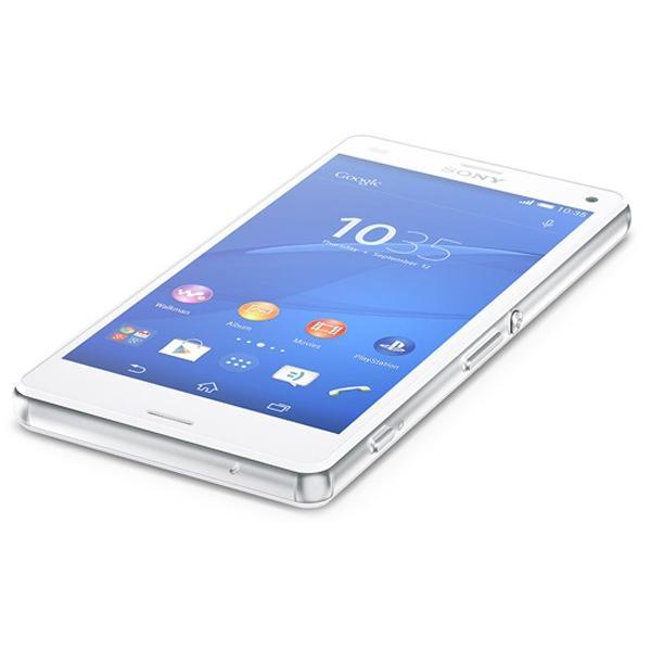 Sony Xperia Z3 Compact 16 Go - Blanc - Débloqué