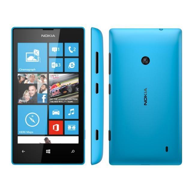 Nokia Lumia 520 8 Go - Bleu - Débloqué