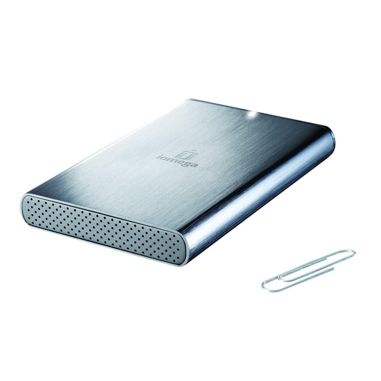Iomega Prestige - Disque dur externe portable USB 2.0 250 Go