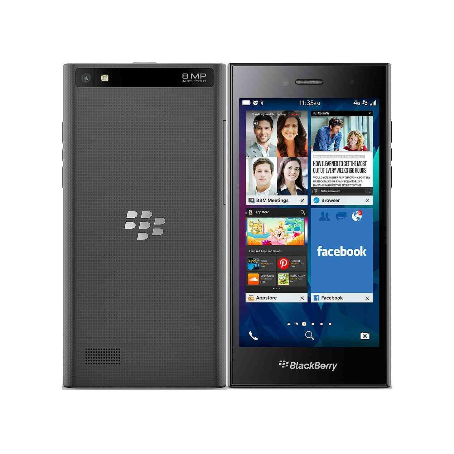 BlackBerry Leap 16 Go Noir