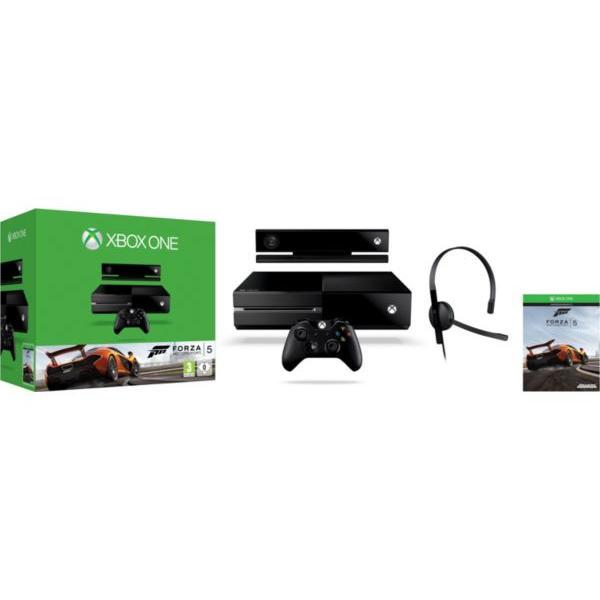 Console MICROSOFT Xbox One + Forza 5