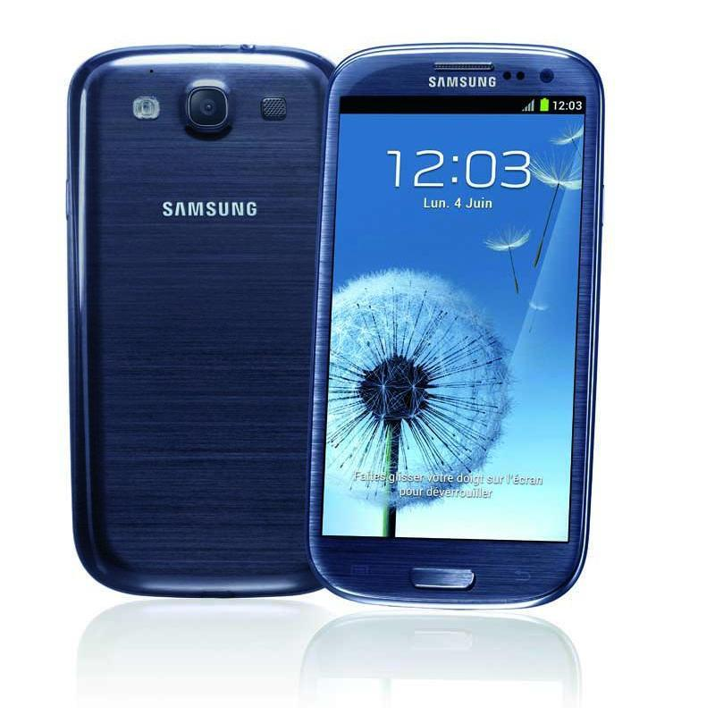 Téléphone Mobile Samsung Galaxy S3 - 16Go - Bleu