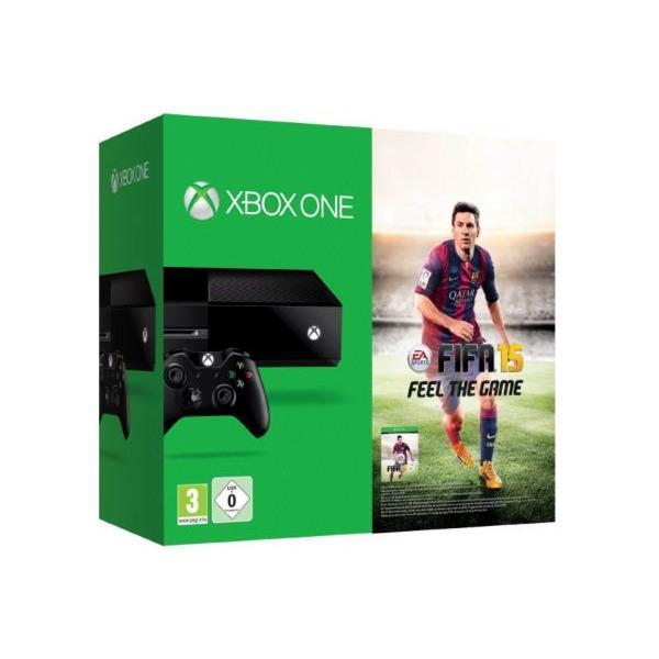 Console MICROSOFT Xbox One + FIFA 15