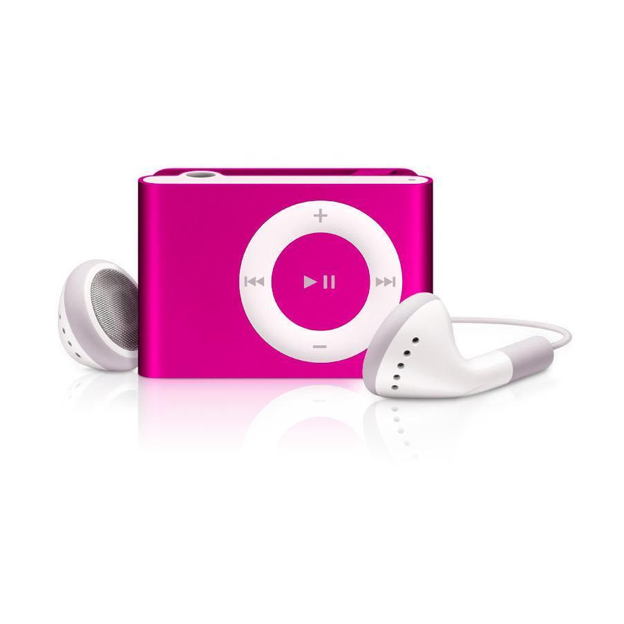 iPod Shuffle 1Go rose (3ème génération)