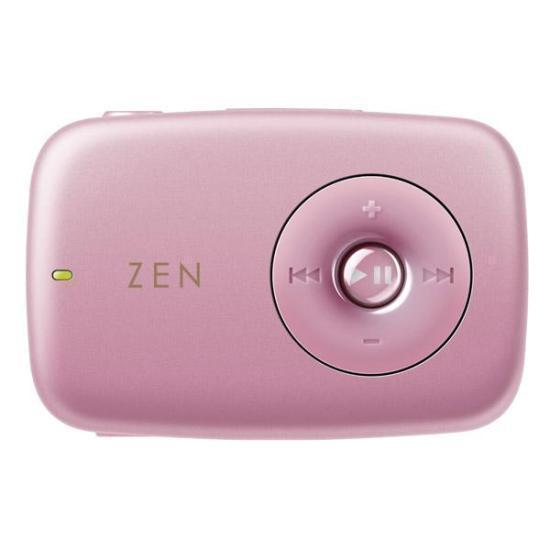 Creative Zen Stone - Lecteur MP3 avec haut-parleur intégré - 1Go