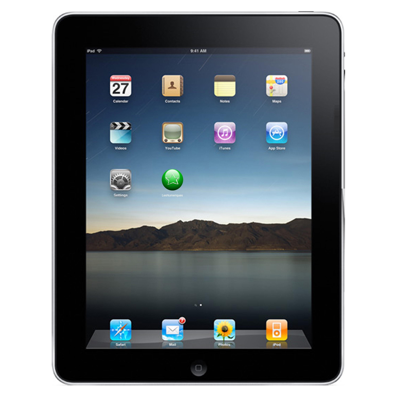 iPad 4 128 Go - Noir - Wifi