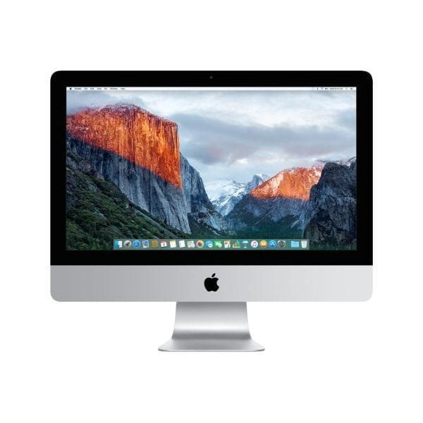 "iMac 21,5""  3.1 GHz  - HDD 1 To - RAM 8 Go"