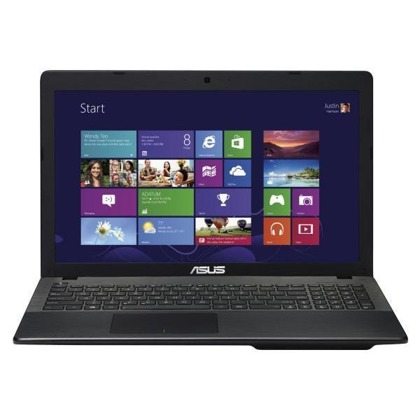 Asus F552cl-xx331h - Intel Core i3-3217U 1,8 GHz - HDD 500 Go - RAM 4 Go - AZERTY